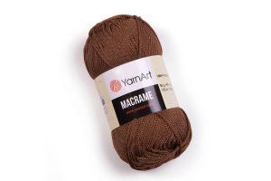 Macrame 151 - hnedá