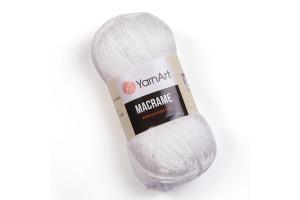 Macrame 154 - biela