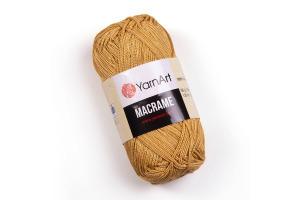 Macrame 155 - zlatá