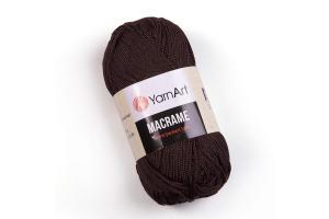 Macrame 157 - čokoládová