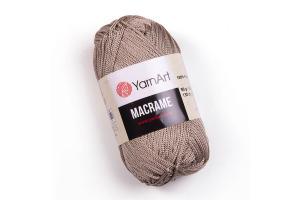 Macrame 156 - hnedá svetlá