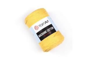 Macrame Cotton 764 - sýtožltá