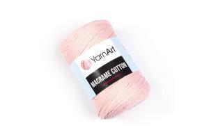 Macrame Cotton 767 - lososová