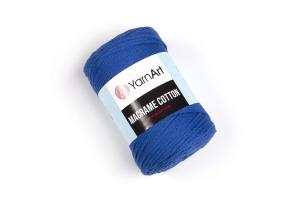 Macrame Cotton 772 - kráľovská modrá