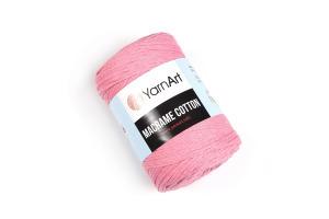 Macrame Cotton 779 - ružová