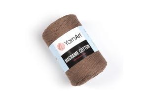 Macrame Cotton 788B - svetlohnedá