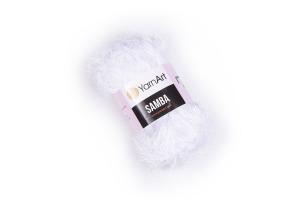 Samba 501 - snehovobiela