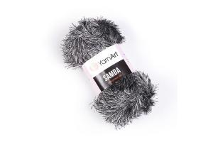 Samba K64 - bielo-čierna