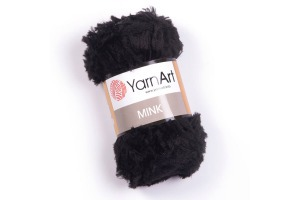 Mink 346 - čierna
