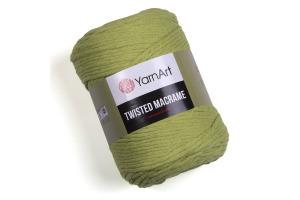 Twisted Macrame 755 - zelená