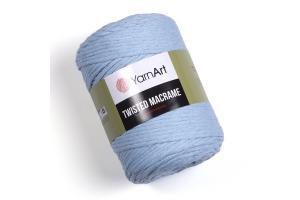 Twisted Macrame 760 - svetlomodrá