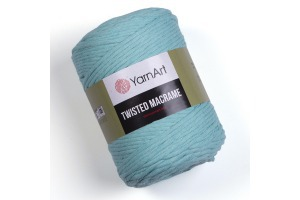 Twisted Macrame 775 - mentolová