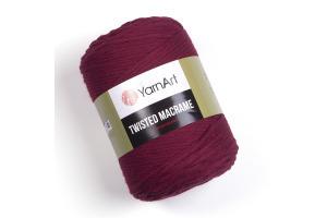 Twisted Macrame 781 - bordová