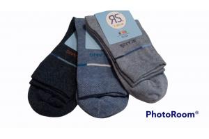 Ponožky - jednofarebné v.31/34