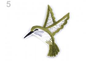 Nažehlovačka - Kolibrík