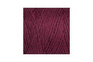 Macrame Cotton 781 - bordová