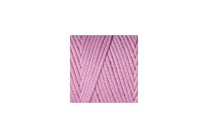 Macrame Cotton 762 - ružová