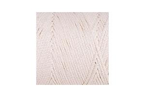 Macrame Cotton 752 - krémová