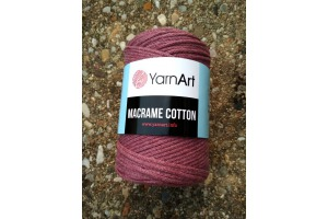 Macrame Cotton 792 - starofialová