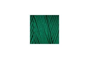 Macrame Cotton 759 - smaragdová