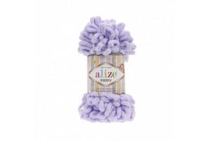 Puffy 146 - fialová