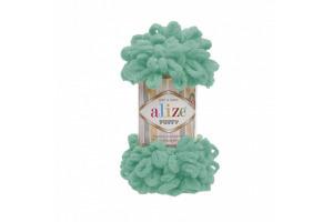 Puffy 490 - zelenomodrá
