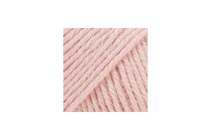 Cotton Merino 05 - svetloružová