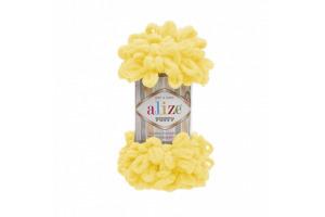 Puffy 216 - žltá