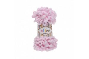 Puffy 31 - svetloružová