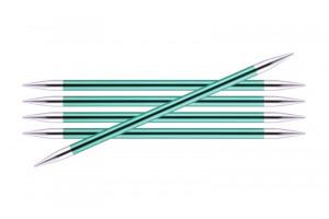 KnitPro Zing Ponožkové ihlice 15 cm