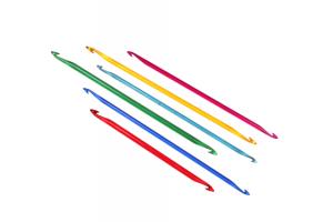 Háčik na tuniské háčkovanie obojstranný 30cm - KnitPro Trendz
