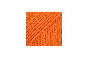 Baby Merino 36 - oranžová