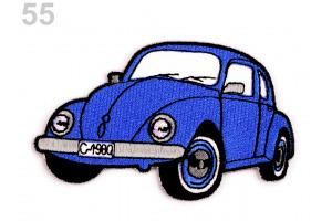Nažehlovačka - auto