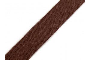 Šikmý prúžok bavlnený 15mm