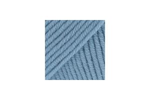 Merino Extra Fine 19 - svetlá šedomodrá