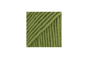 Merino Extra Fine 18 - zelená