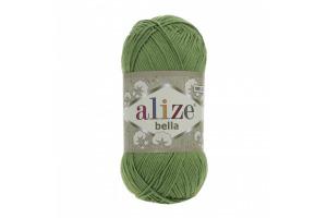 Bella 492 - trávovo-zelená