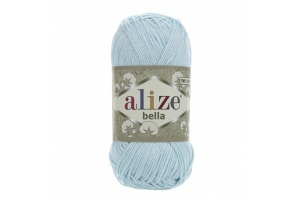 Bella 514 - nebesky modrá