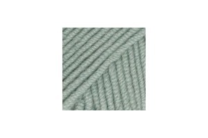 Merino Extra Fine 15 - svetlá šedozelená