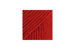 Merino Extra Fine 11 - červená