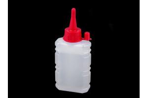 Olej do šijacích strojov 30ml - s červeným vrchnákom