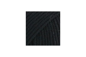Merino Extra Fine 02 - čierna