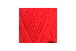 Everyday big 72802 - neónovo červená